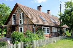 Kläden ist ein Ortsteil der Gemeinde Dobbertin im Amt Goldberg-Mildenitz im Landkreis Ludwigslust-Parchim in Mecklenburg-Vorpommern.