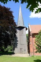 Burow ist ein Ortsteil der Stadt Lübz im Landkreis Ludwigslust-Parchim im Bundesland Mecklenburg-Vorpommern.