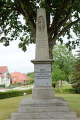Kummer ist ein Ortsteil der Stadt Ludwigslust im Landkreis Ludwigslust-Parchim in Mecklenburg-Vorpommern.