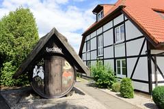 Dorf Mecklenburg ist eine Gemeinde im Landkreis Nordwestmecklenburg in Mecklenburg-Vorpommern.