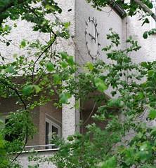 Architekturgeschichte Hamburg Altona - Baudenkmal Seefahrtschule, Rainvilleterrasse.