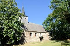 Herzsprung ist ein Ortsteil der Stadt Angermünde im Landkreis Uckermark in Brandenburg und liegt im Biosphärenreservat Schorfheide-Chorin.