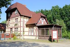 Joachimsthal ist eine Kleinstadt im brandenburgischen Landkreis Barnim.