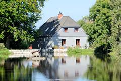 Poppendorf ist eine Gemeinde im Landkreis Rostock in Mecklenburg-Vorpommern.