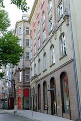 Bilder aus dem Hamburger Stadtteil St. Georg, Bezirk Mitte.