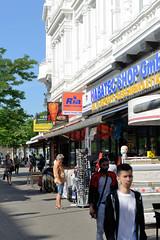 Fotos aus dem Hamburger Stadtteil  St. Georg, Bezirk Hamburg Mitte.
