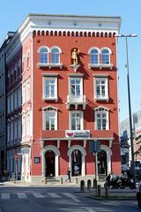 Fotos aus der Hamburger Innenstadt, City; Stadtteil Altstadt - Bezirk Mitte.
