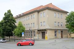 Bad Freienwalde, Oder ist eine Stadt im Landkreis Märkisch-Oderland in Brandenburg  und staatlich anerkanntes Moorheilbad.