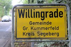 Fotos aus Willingrade - Ortsteil der Gemeinde Groß Kummerfeld, Kreis Segeberg.