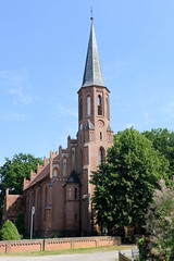 Banzkow ist eine Gemeinde im Landkreis Ludwigslust-Parchim in Mecklenburg-Vorpommern.