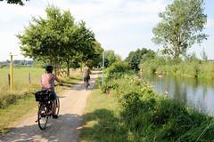 Fotos von der Stör-Wasserstraße - Wasserweg zwischen dem Schweriner See und dem Elde-Müritz-Wasserweg.
