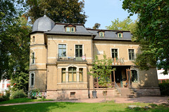 Schmalkalden ist eine Stadt im Landkreis Schmalkalden-Meiningen des Freistaates Thüringen.