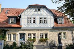 Bad Salzungen  ist eine Kurstadt im Wartburgkreis von Thüringen.