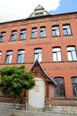Calbe, Saale ist eine Stadt im Salzlandkreis in Sachsen-Anhalt.