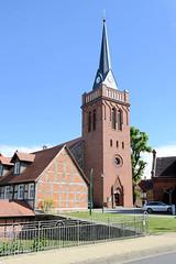 Putlitz  ist eine Stadt im nordwestlichen Brandenburg im Landkreis Prignitz.