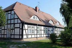 Neustadt (Dosse) ist eine  Stadt des Amtes Neustadt (Dosse) im Landkreis Ostprignitz-Ruppin in Brandenburg.
