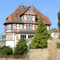 Fritzlar ist eine Kleinstadt im nordhessischen Schwalm-Eder-Kreis.