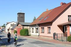 Schwaan ist eine Stadt im Landkreis Rostock in Mecklenburg-Vorpommern.