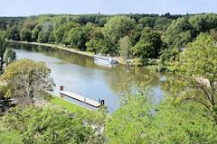 Bernburg (Saale) ist die Kreisstadt des Salzlandkreises in Sachsen-Anhalt.