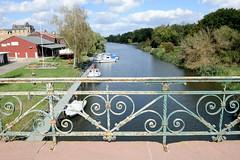 Nienburg (Saale) ist eine Stadt im Salzlandkreis in Sachsen-Anhalt.