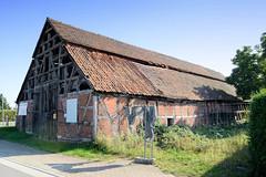 Sandau - Elbe -  ist eine Stadt im Landkreis Stendal in Sachsen-Anhalt.