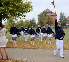 Feier zum 30. Jahrestag der Deutschen Einheit am 03.10.2020 in Ludwigslust.