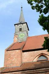 Tessin ist eine Stadt im Landkreis Rostock in Mecklenburg-Vorpommern.