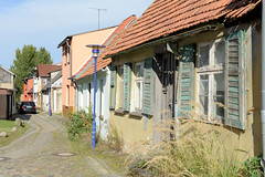 Tribsees ist eine Stadt und Gemeinde in Mecklenburg-Vorpommern im  Landkreis Vorpommern-Rügen.