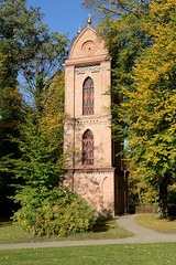 Bilder vom Schlosspark in Ludwigslust - Mecklenburg Vorpommern