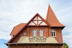 Bad Sülze  ist eine mecklenburgische Landstadt im Landkreis Vorpommern-Rügen in Mecklenburg-Vorpommern.
