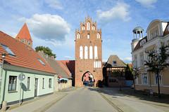 Grimmen ist eine Stadt im Landkreis Vorpommern-Rügen im Bundesland Mecklenburg-Vorpommern.