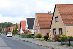 Bilder von der Stadt Ludwigslust in Mecklenburg-Vorpommern.