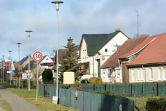 Reetz ist ein Ortsteil der Gemeinde Gülitz-Reetz liegt im Landkreis Prignitz in Brandenburg.