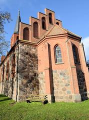 Gülitz ist ein Ortsteil der Gemeinde Gülitz-Reetz und liegt im Landkreis Prignitz in Brandenburg.