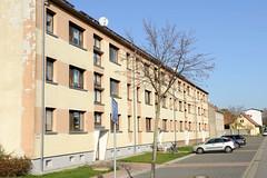 Fischbeck (Elbe) ist ein Ortsteil der Gemeinde Wust-Fischbeck im Landkreis Stendal in Sachsen-Anhalt.