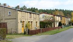 Nossentiner Hütte ist eine Gemeinde im Westen des Landkreises Mecklenburgische Seenplatte in Mecklenburg-Vorpommern.
