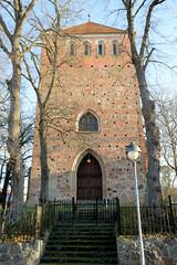 Laage ist eine Stadt im Landkreis Rostock in Mecklenburg-Vorpommern