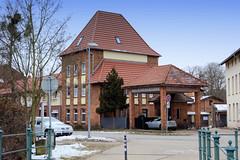 Die Stadt Ludwigslust liegt im Landkreis Ludwigslust-Parchim in Mecklenburg-Vorpommern.