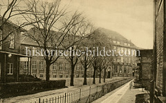 X0093349_pathologisches-Institut Historische Aufnahmen vom Eppendorfer Krankenhaus in  Hamburg