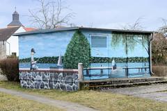 Wesenberg ist eine Stadt im  Landkreis Mecklenburgische Seenplatte in Mecklenburg-Vorpommern.