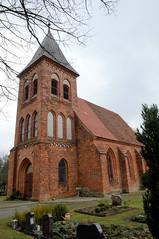 Kritzkow ist ein Ortsteil von Laage im Landkreis Rostock in Mecklenburg-Vorpommern.