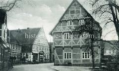 Altes Foto aus Jork in Niedersachsen, Landkreis Stade