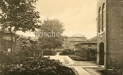 X00933492_Infektionsabteilung  Historische Aufnahmen vom Eppendorfer Krankenhaus in  Hamburg.