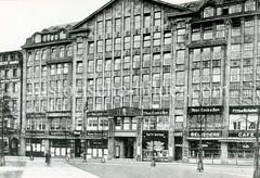 Europa-Haus, Kontorhaus am ehem. Alsterdamm in der Altstadt Hamburgs.
