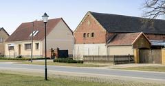 Rönnebeck ist ein Ortsteil von Sonnenberg im Landkreis Oberhavel in Brandenburg.