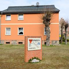 Herzberg (Mark) ist eine Gemeinde im Landkreis Ostprignitz-Ruppin in Brandenburg.