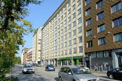 Ehemalige Tabakfabrik, Georgsburg - von Oktober 1944 bis April 1945 wurde das Gebäude für 2000 KZ- Häftlinge als Außenlager genutzt