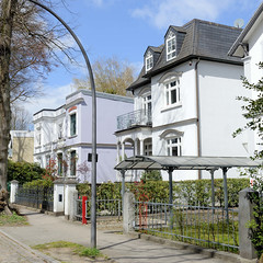 Fotos aus dem Hamburger Stadtteil Groß Borstel, Bezirk Hamburg Nord.