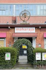 Leerstehendes  Restaurant Maharaja Ecke Neuer Pferdemarkt, Neuer Kamp in Hamburg St. Pauli.