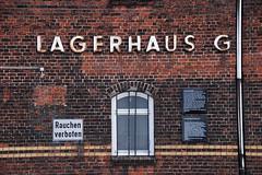 Lagerhaus G am Dessauer Ufer - Aussenlager KZ Neuengamme